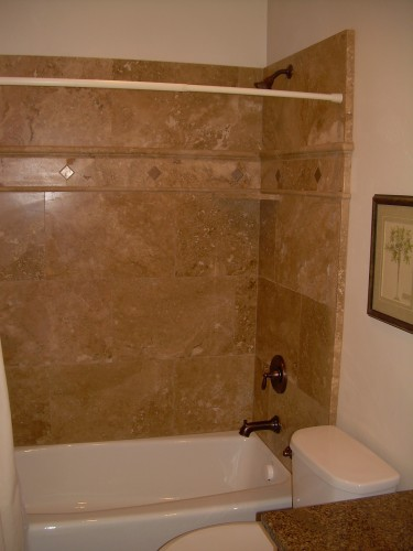 Tub Shower Surround 1